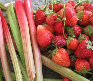 straw-rhubarb